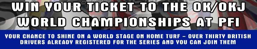 OK OKJ British Championship